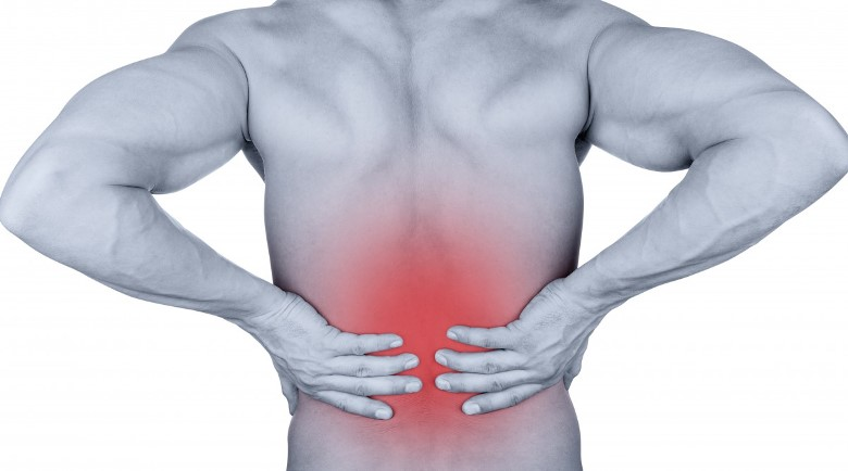 PHYSIOTHERAPY TREATMENT TO RELIEVE BACK PAIN