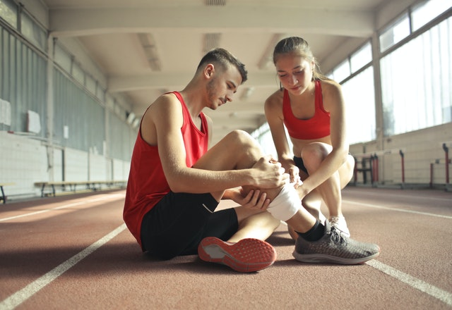 Physiotherapy for Knee Pain Noida