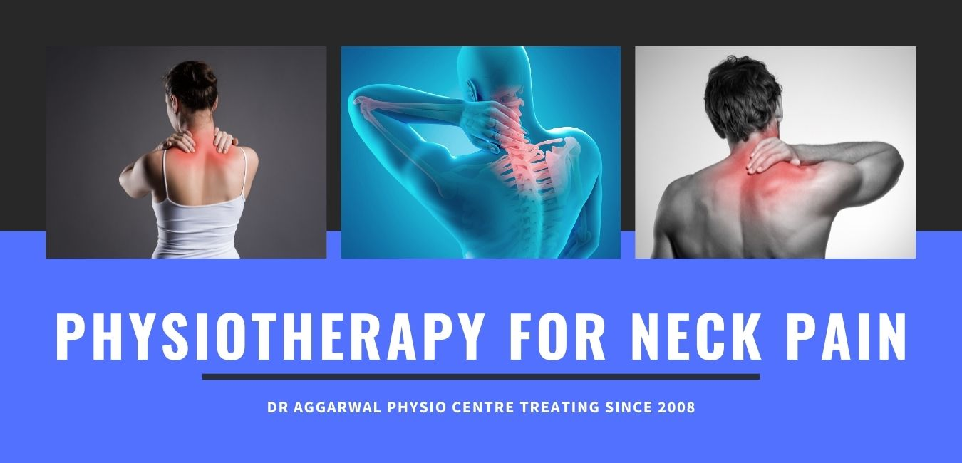 Physiotherapy for Neck Pain in Noida
