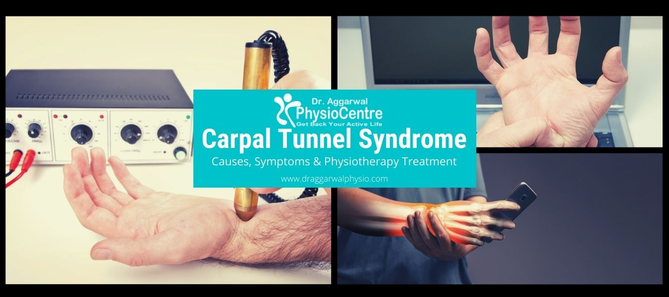 carpal tunnel syndrome physiotherapy treatment in noida